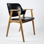 Ostatnio ikoną designu często publikowaną w różnych miejscach jest krzesło wrocławskiego projektanta Józefa Chierowskiego. Wróciło do produkcji w nowych odsłonach. Takie oto 2 sztk niemieckie są u nas. Cena 765zł