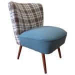 Fotel klubowy krata I, 790, sprzedany