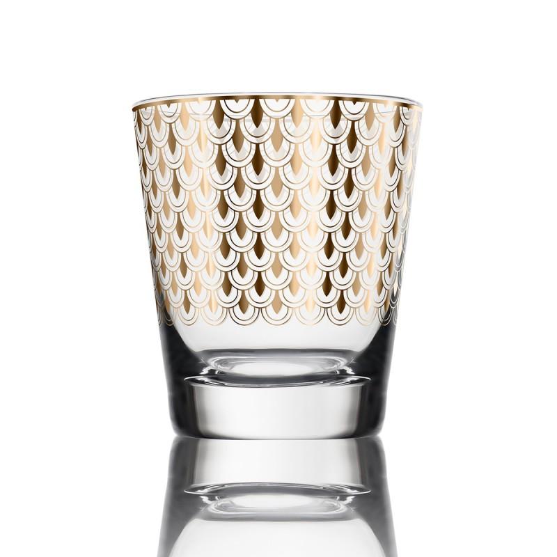 Świecznik szklanka, 002, 80 zł