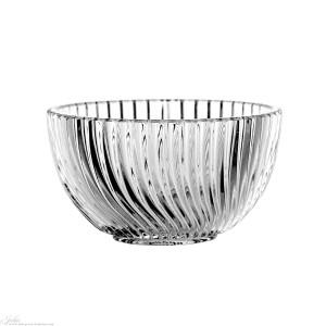 Owocarka, kryształ, 13cm, Huta Julia, 29zł