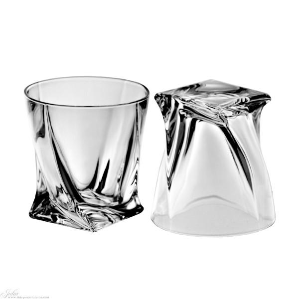 Szklanka do Whisky, 340ml, kryształ, Huta Julia, 26zł