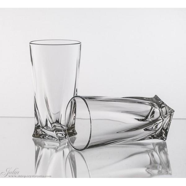 Szklanka long drink, 350ml, kryształ, Huta Julia, 26zł