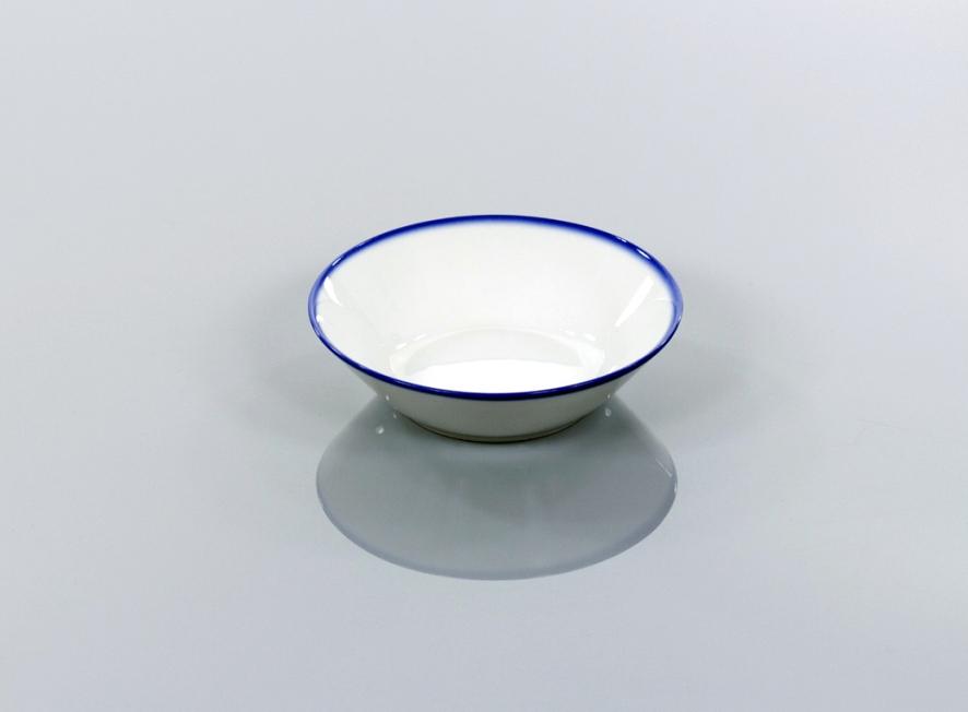 BLUE LINE salaterka mała 15cm, porcelana, kobalt, Modus Design, 35zł