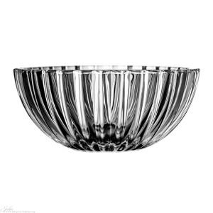 Owocarka Vertical 29cm, kryształ, Huta Julia,293zł