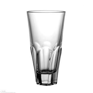 Szklanki long drink, 480ml, kryształ, Huta Julia, 24zł