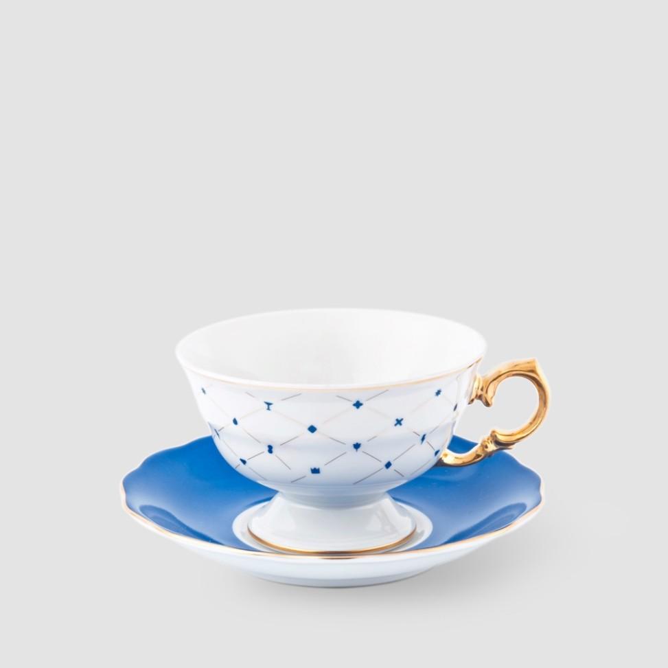 Kristoff, porcelana , Circus filizanka na herbatę niska, 92zł