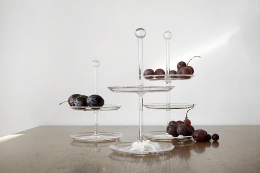 Patera szklana, cena za sztukę 190zł