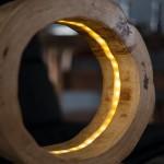 lampa pierścien, 350zł