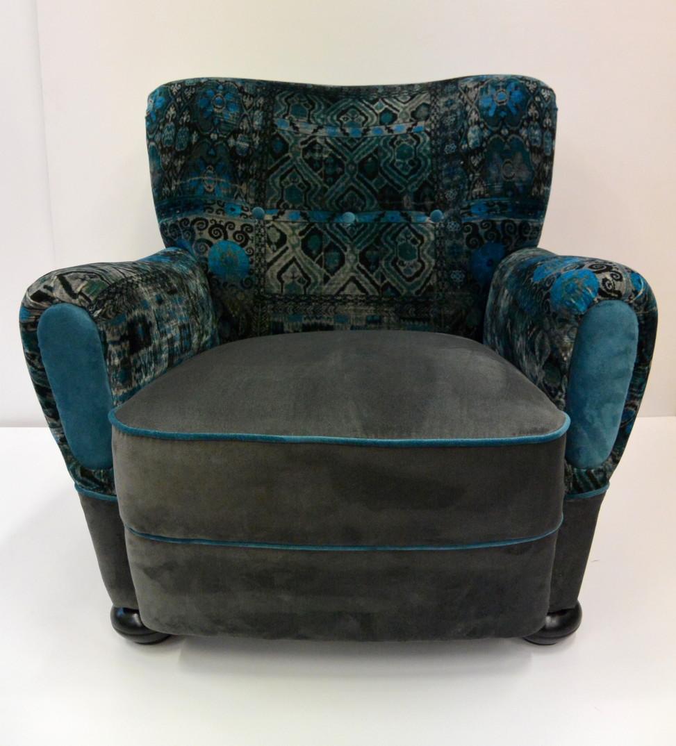 Fotel angielski. 3200 zł