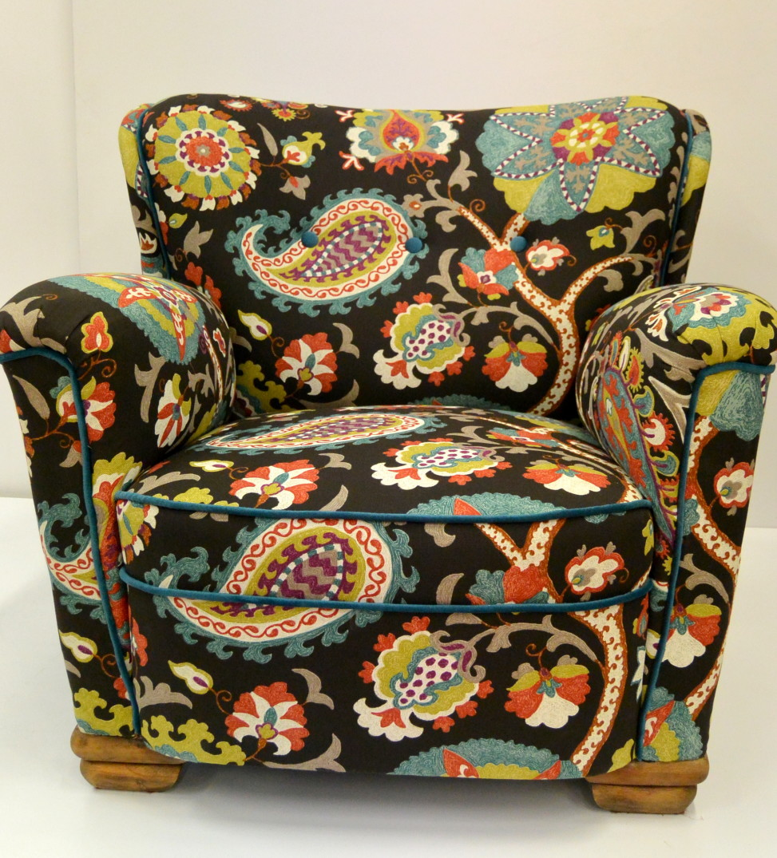 Fotel angielski, 2800 zł sprzedany