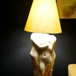 Lampa widok front