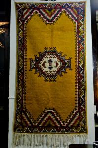 Dywan dwustronny, Wymiary: długość 216 cm , szerokość 102 cm, cena 1790zł