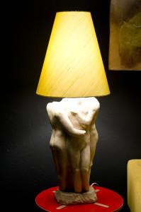 Lampa widok tył